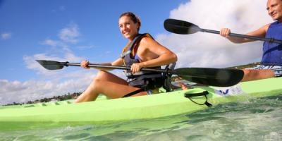 The Best Kayak Spots on the Mokulua Islands, Koolaupoko, Hawaii