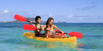 3 Simple Tips for Kayaking, Koolaupoko, Hawaii
