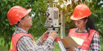 The Role of Land Surveyors in Geography, New Britain, Connecticut