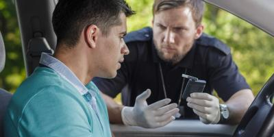 What to Expect During a Field Sobriety Test, Kent, Washington