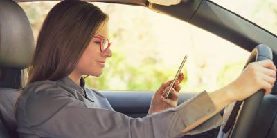 3 Consequences of Texting & Driving, Lexington-Fayette Central, Kentucky