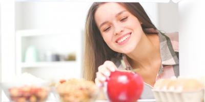 5 Foods to Eat for Good Eye Care, Cincinnati, Ohio