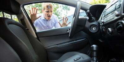 5 Steps to Take if You're Locked Out of Your Car, Kenvil, New Jersey