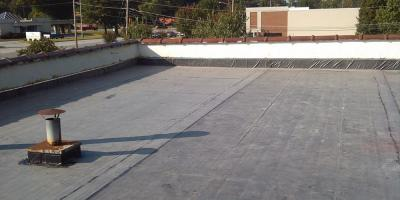 Common Questions About Commercial EPDM Roofing, Kernersville, North Carolina