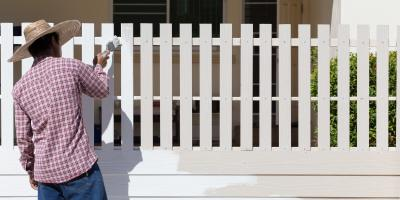3 Fall Maintenance Tips for Wooden Fences, Deep River, North Carolina