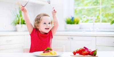 3 Foods That Stain Kids' Teeth, Anchorage, Alaska