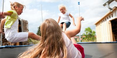 4 Reasons to Add a Trampoline to Your Holiday List, Nolensville, Tennessee