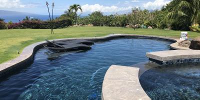 3 Ways to Heat Your Pool During Winter, Kihei, Hawaii