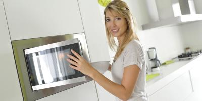3 Stylish Ways to Incorporate a Microwave Into Your Kitchen, Tanner Williams, Alabama