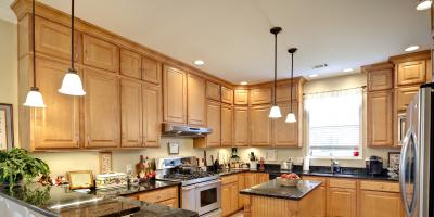 3 Designs to Help You Maximize Kitchen Cabinet Space, Albemarle, North Carolina