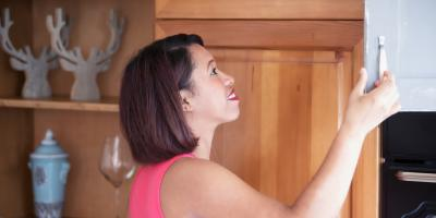 4 Popular Types of Wood Kitchen Cabinets, Largo, Florida