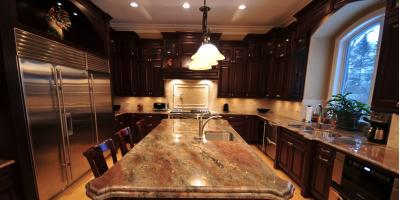 A Home Remodeling Company's Guide to Granite Countertops, Webster, New York