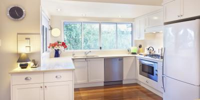 3 Ideal Kitchen Countertop Materials for Home Chefs, Red Bank, New Jersey