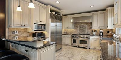 3 Interior Design Tips For Custom Kitchen Countertops