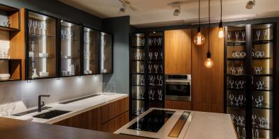 How to Choose Lighting When Designing a Kitchen, Hopewell, New Jersey