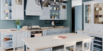 Should You Choose Light or Dark Kitchen Cabinets?, Newington, Connecticut