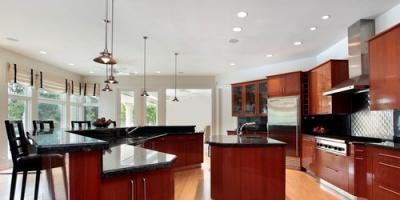 How to Use Lighting in a Kitchen Remodeling Project, Collins, Missouri