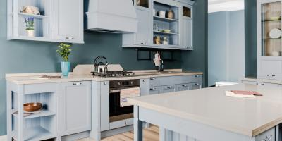 3 Ways to Incorporate Color Into Your Kitchen, Gulf Shores, Alabama