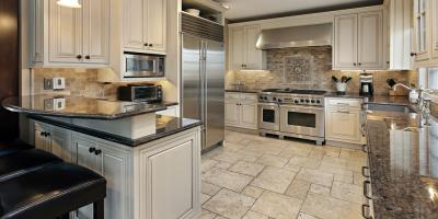 The Pros & Cons of 3 Popular Kitchen Flooring Options, Rochester, New York