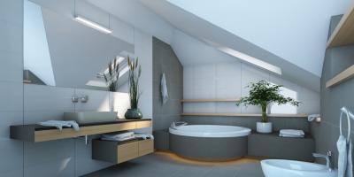 Kitchen & Bathroom Remodeling Tips: Considering Color Schemes, Webster, New York