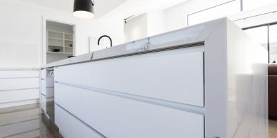 A Guide to Waterfall Countertops, Rochester, New York