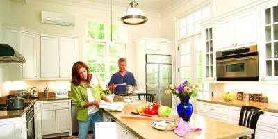 3 Reasons to Get a Ductless Heating & Cooling System When Renovating Your Home, Nanuet, New York