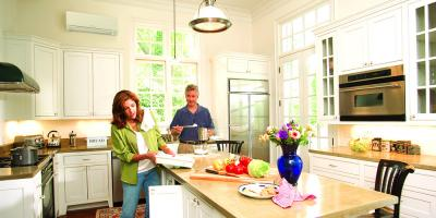 The Advantages of Ductless Heating & Cooling for Older Homes, Ramtown, New Jersey