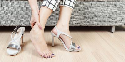 What Causes Foot Pain?, Lexington-Fayette, Kentucky