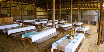 5 Tips for the Perfect Barn Wedding, Richmond, Kentucky
