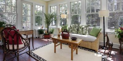 5 Seating Ideas for a Cozy, Comfortable Sunroom, Lexington-Fayette Central, Kentucky