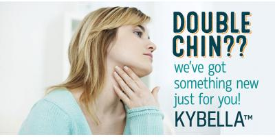 Double chin FAT REDUCTION with Kybella. FREE Consultation, Lake Worth, Florida