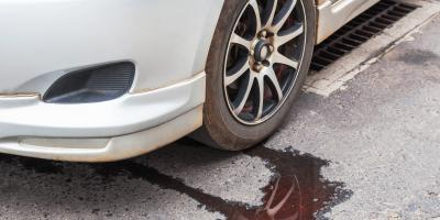3 Types of Car Leaks & What They Mean, Brooklyn, New York