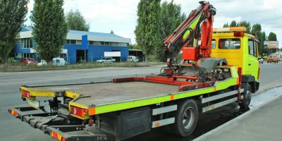 5 Situations Where You Need Heavy-Duty Towing, Medary, Wisconsin