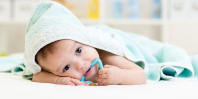 5 Teething Tips From a Pediatric Dentist, Campbell, Wisconsin