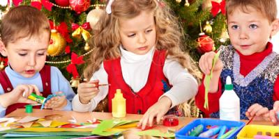 3 Creative Holiday Activities for Kids, La Grange, New York