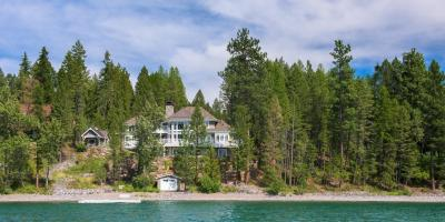 3 Compelling Reasons to Work With Landmark Builders on a Lake Home Project, Whitefish, Montana