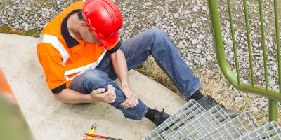 3 Steps to Take if You've Been Injured at Work, Lake St. Louis, Missouri
