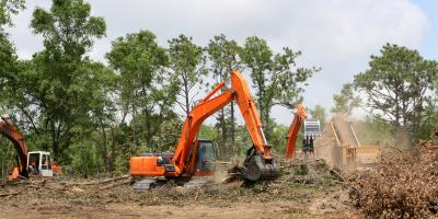 3 Advantages of Land Clearing, Chillicothe, Ohio