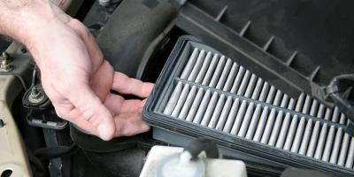 Why You Should Have Your Engine Air Filter Replaced, Landrum, South Carolina