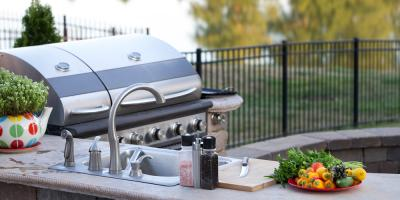 5 Trends in Outdoor Kitchen Design for 2018, Clearwater, Minnesota