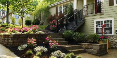 Front Yard Landscape Ideas That You Can Do Yourself!  , Columbus, Ohio