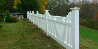 5 Fencing Options to Consider for Your Backyard, Batavia, New York