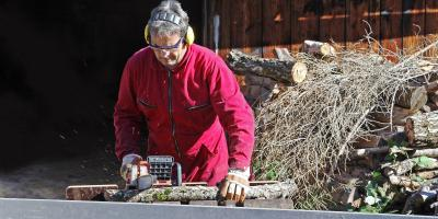 Essential Safety Gear for Landscaping Work, Harris, North Carolina