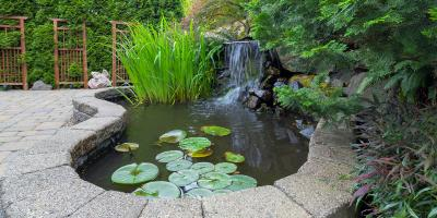 4 Factors to Consider When Adding a Water Feature in Your Yard, Clearwater, Minnesota