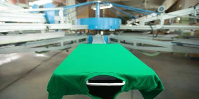 4 Ways Uniforms With Custom Screen Printing Will Improve Your Business, Overland Park, Kansas