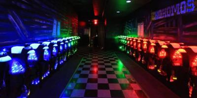 The Do's and Don'ts of Playing Laser Tag , St. Peters, Missouri