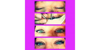Want Gorgeous Lashes in a Couple Hours that last for Months?, St. Charles, Missouri