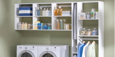 5 Tips for Improving Your Laundry Storage, Columbia, Missouri