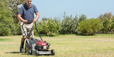 How to Mow for a Healthier Lawn, Cincinnati, Ohio