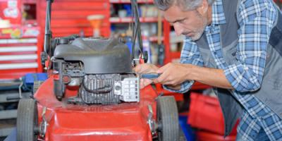 A Guide to Prepping Lawn Equipment for Spring, De Motte, Indiana